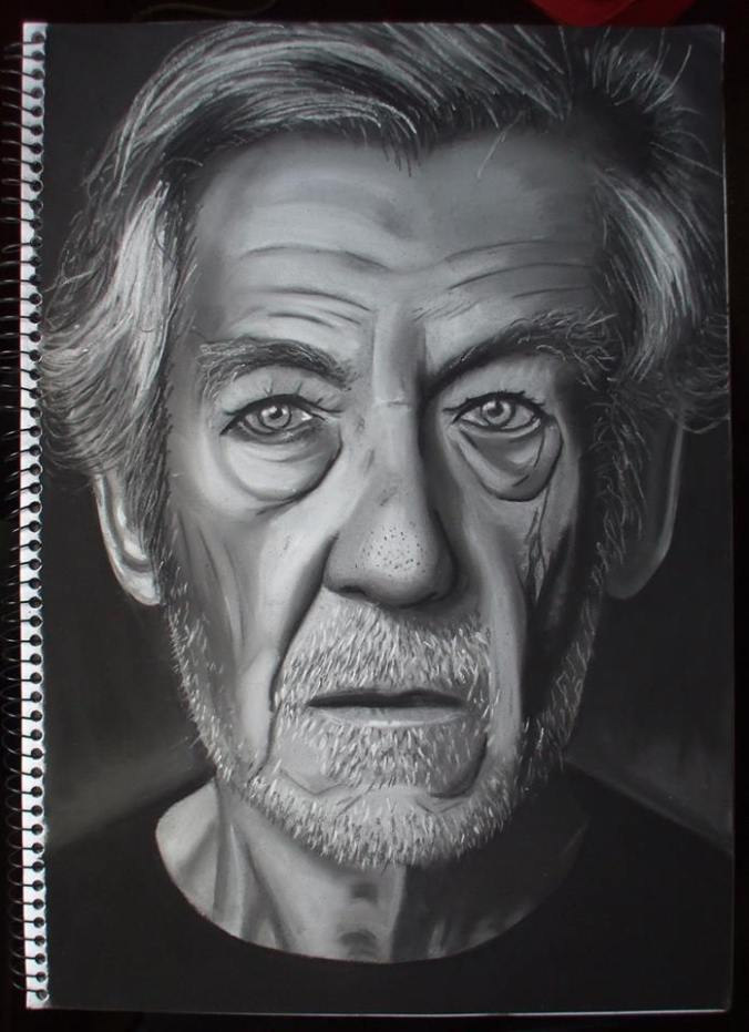 jays-artwork-black-and-white-drawing-of-ian-mckellen