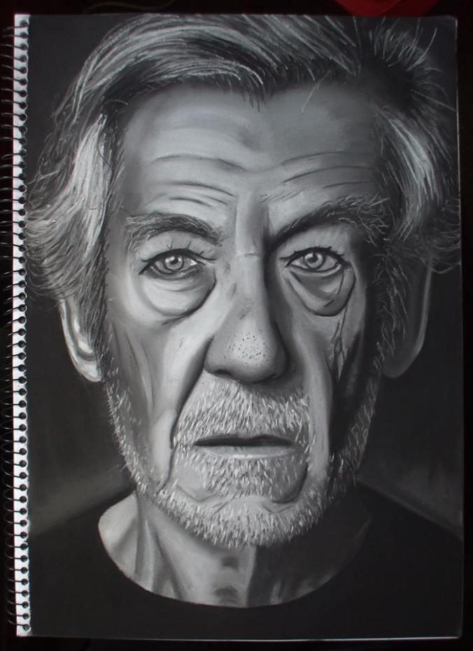 jays-artwork-black-and-white-drawing-of-ian-mckellen