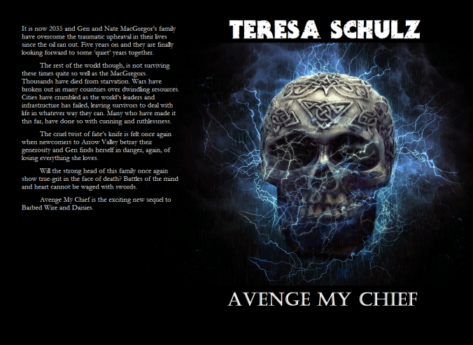 avenge my chief cover