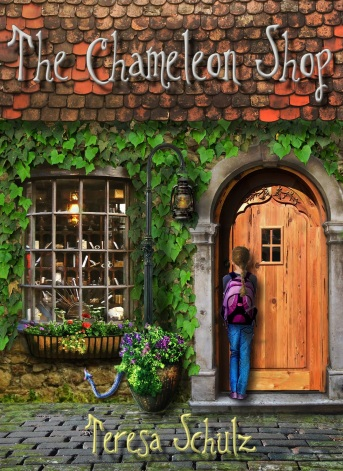 The Chameleon Shop Book 1